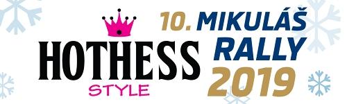 10. HOTHESS Mikuláš Rally 2019