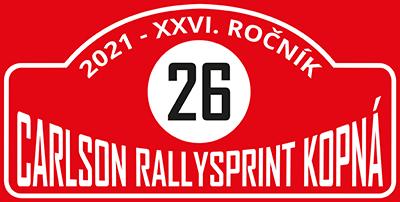 26. Carlson Rallysprint Kopná 2021